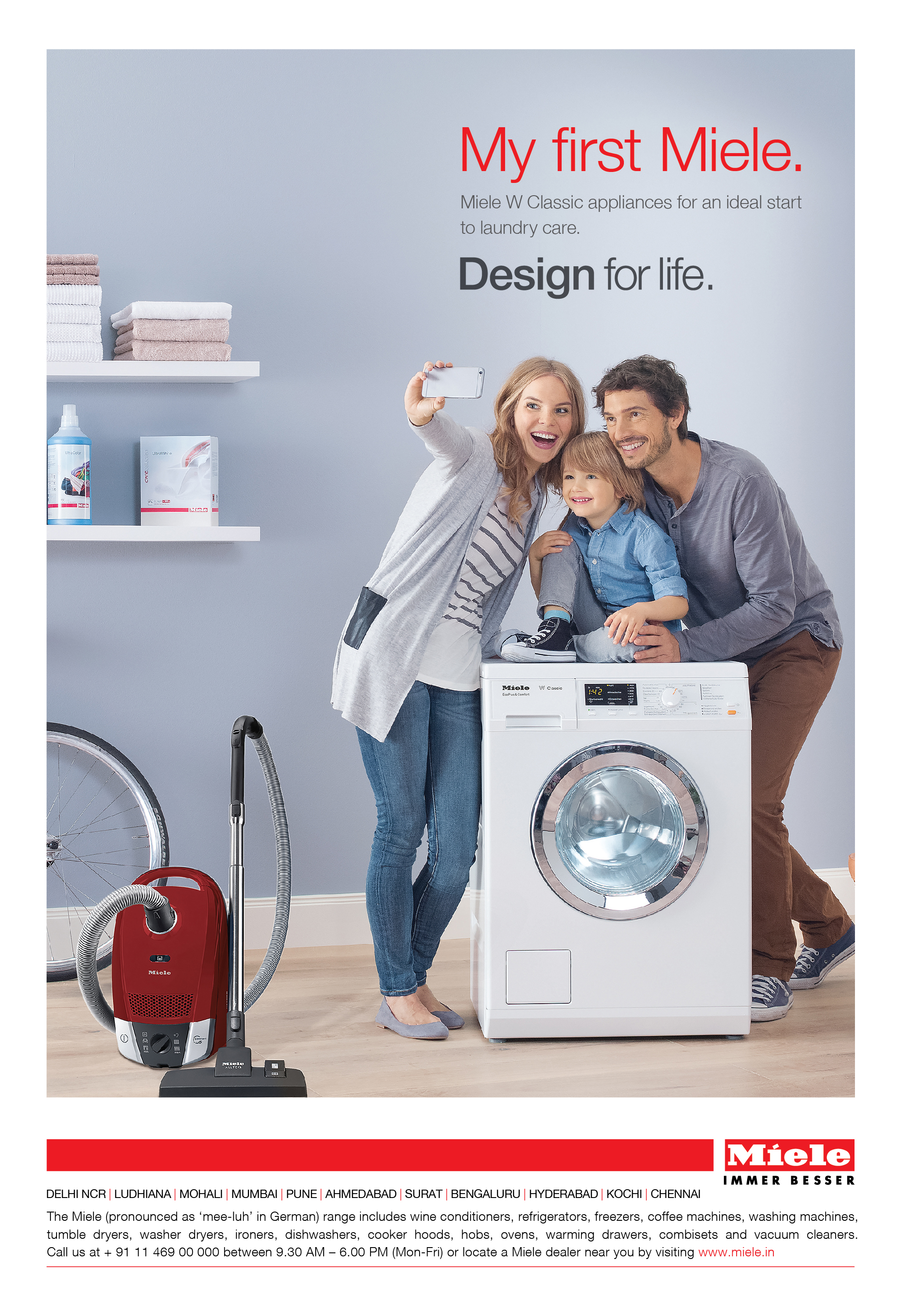 Miele Washing Machine >> Commercials