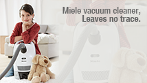 Miele Vacuum Cleaner at Amazon